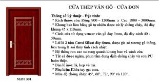 cua-go-chong-chay